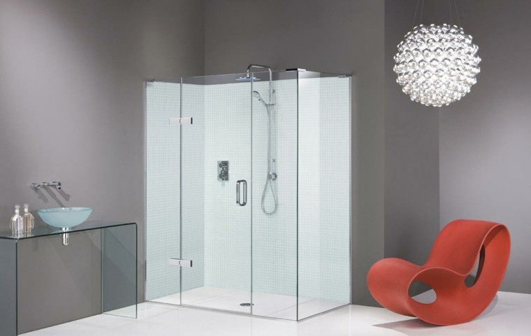 Cabinas De Ducha De Obra:duchas de obra de vidrio