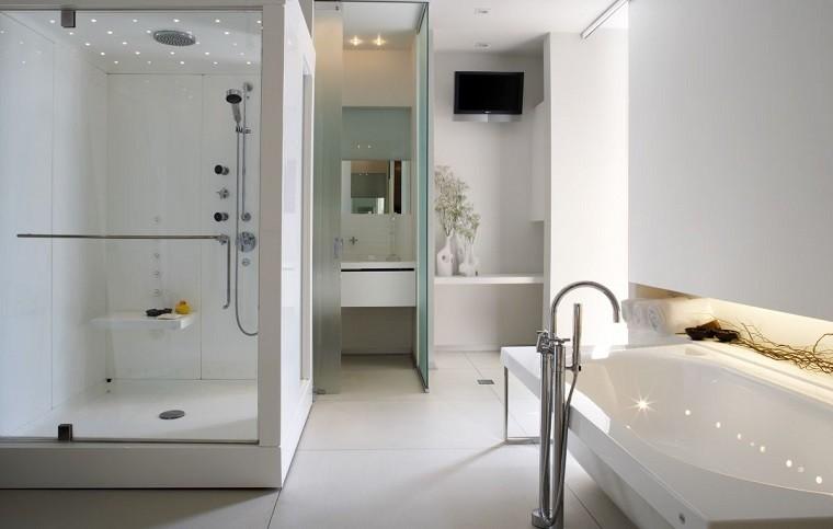 estupendo diseño de baños modernos