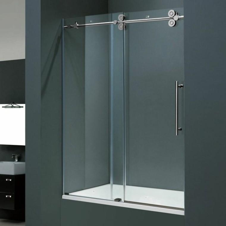 Duchas de obra cincuenta ideas estupendas - Cabinas de ducha con sauna ...