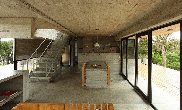 casa playa diseño interiores
