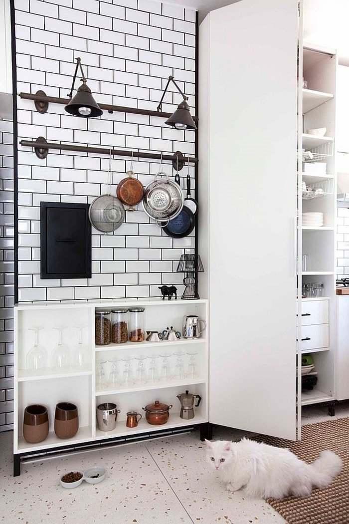 Electrodomesticos Y Cocinas De Aspecto Industrial 100 Ideas
