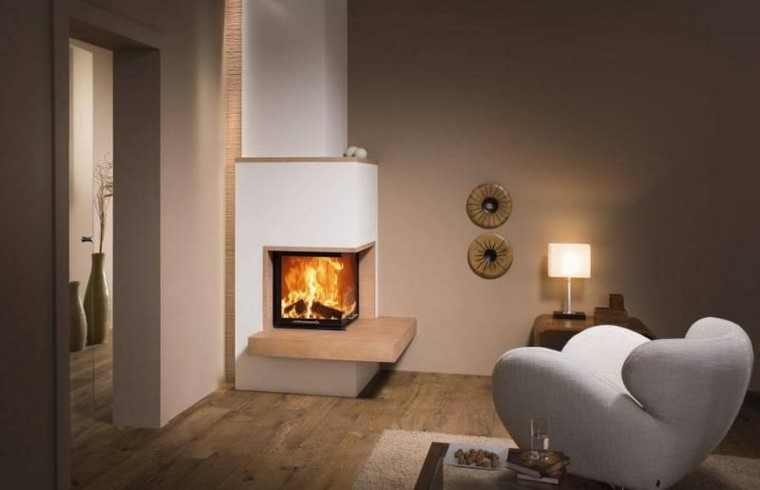 chimeneas modernas granito salon ideas with chimenas modernas
