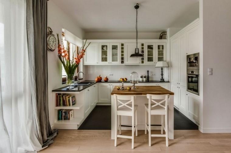 Juegos de cocina muebles muy modernos e interesantes for Cocinas integrales con isla pequenas