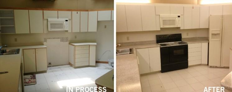 cocina diseño proceso muebles
