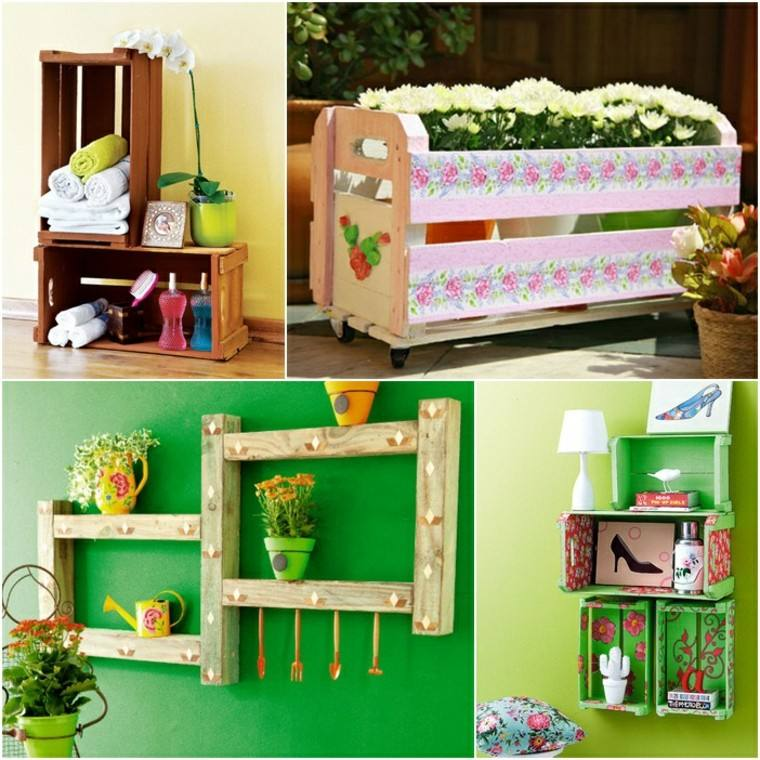 Ideas Decoracion Diy 100 Propuestas Que No Debes Ignorar Do It Yourself Home  Decorating Ideas On A Budget