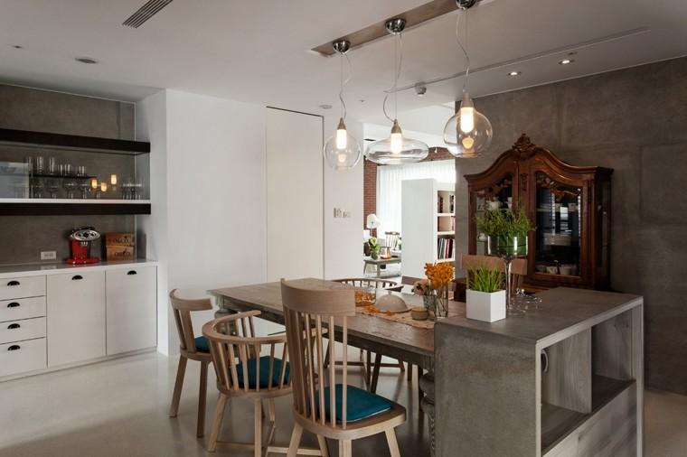 Interiores minimalistas 2 ideas de dise o asiatico for Comedor oriental