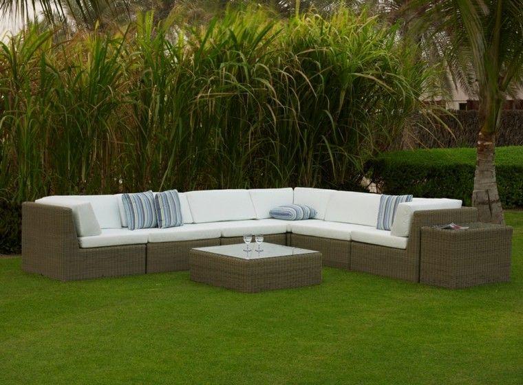 Conjunto muebles de jardin de jardin gt conjuntos for Conjunto muebles jardin