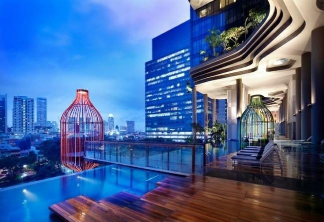 construccion de piscinas terrazas madera