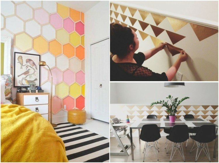 Decoracion de casas modernas 50 ideas creativas for Decoracion paredes cocinas modernas