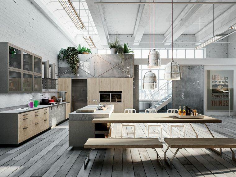 Emejing Diseño De Interiores Cocinas Images - Casas: Ideas & diseños ...