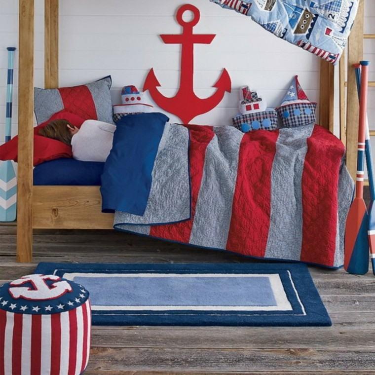 Decoraci n n utica 25 ideas para toda la casa - Decoracion marinera barata ...