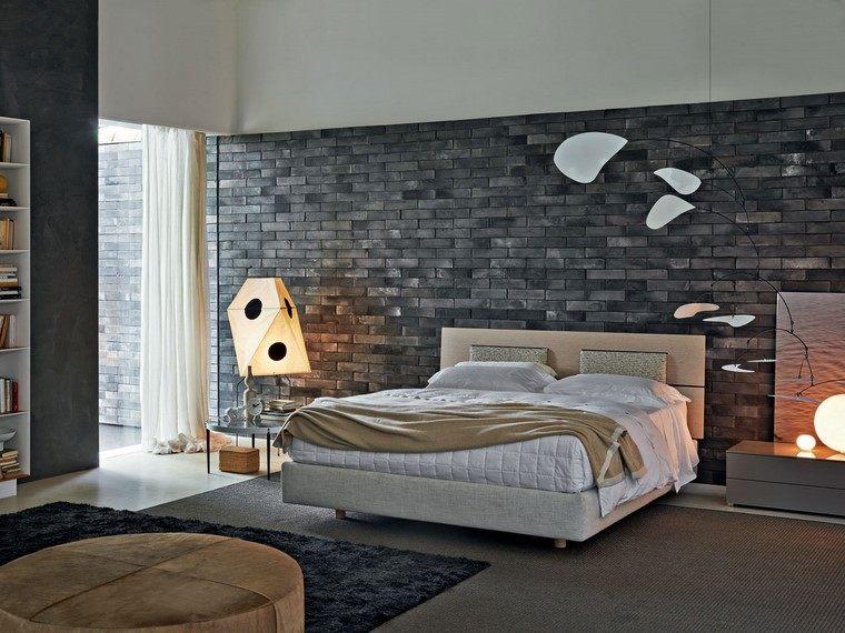 Ideas para decorar dormitorios al estilo minimalista for Letto minimalista