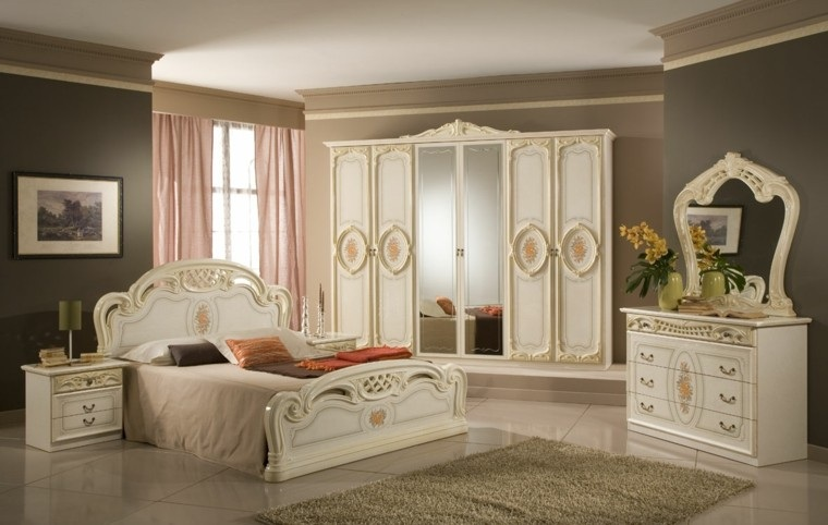 decoracion vintage estilo italiano mobiliario