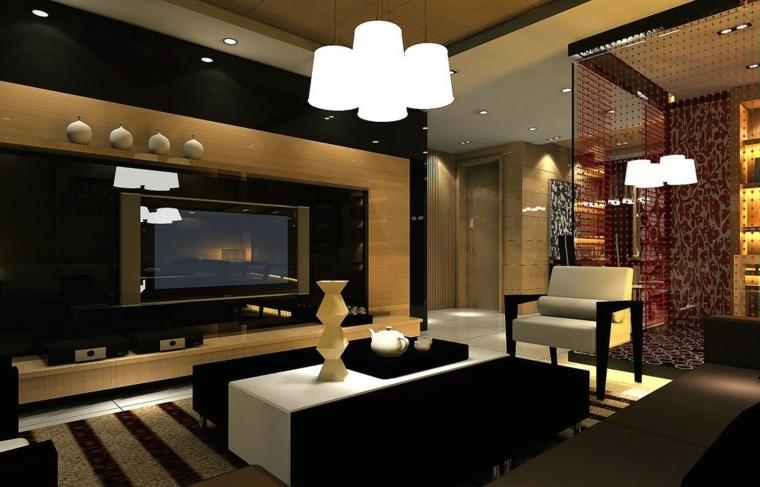 Decorar salon de un modo creativo ideas a tu alcance - Salones de lujo ...