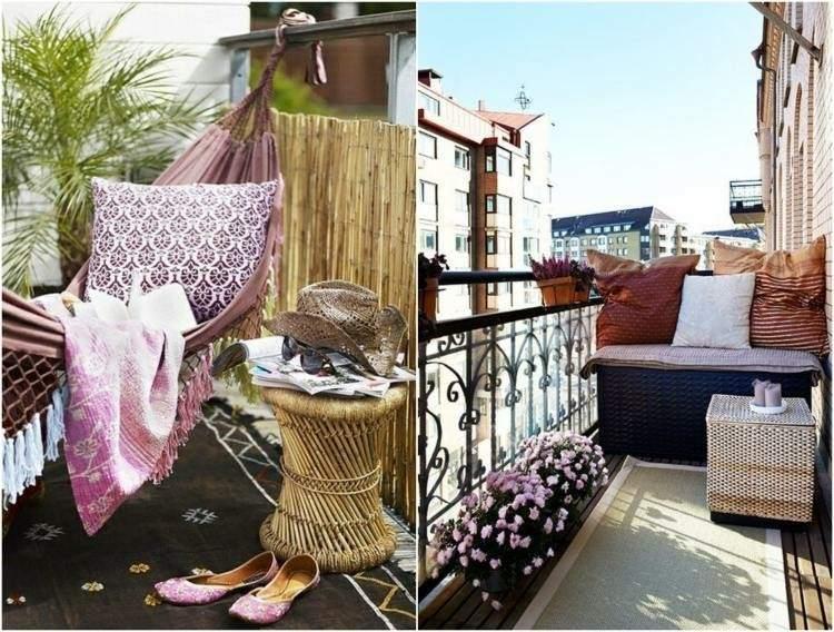 decorar terrazas pequeñas estilo chill