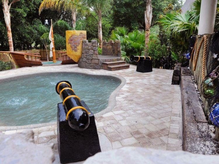 días fiestas infantiles piscina verano ideas