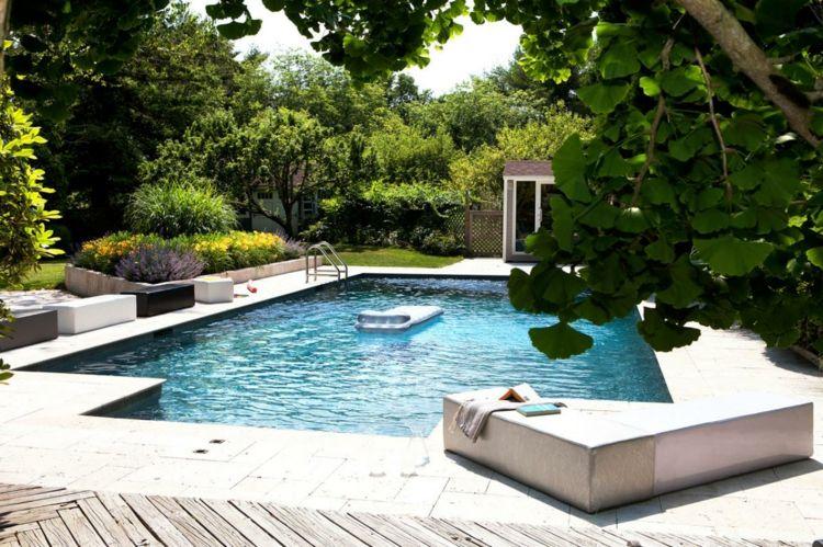 días jardin verano plantas naturalidad piscina ideas
