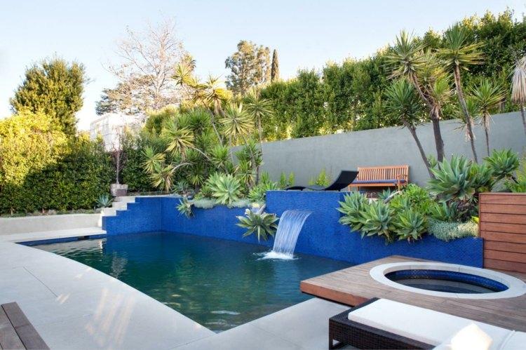 días verano jardin mediterraneo plantas ideas