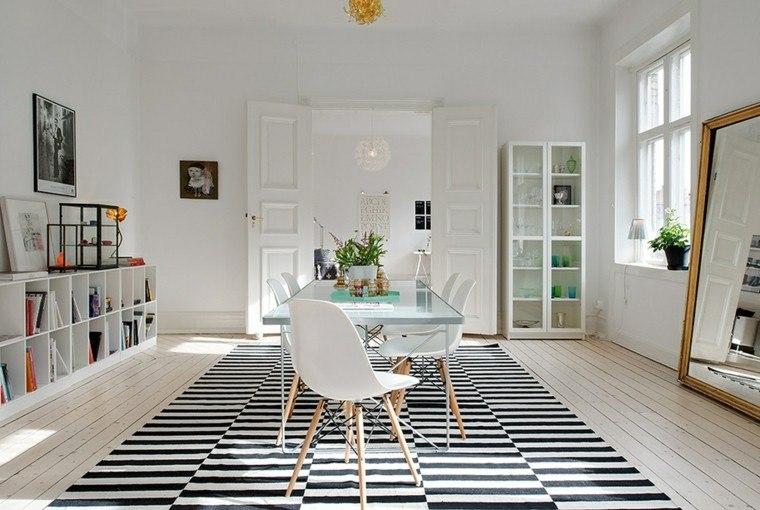 diferente renobacion angulo alfombra espejo