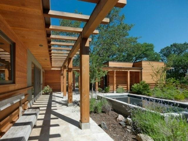 diseño casas parador desierto