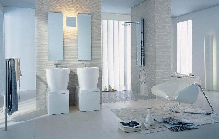 Victorian style bathroom vanities bathroom vanities and sink - Dise 241 O De Ba 241 Os Modernos 60 Ideas Fant 225 Sticas