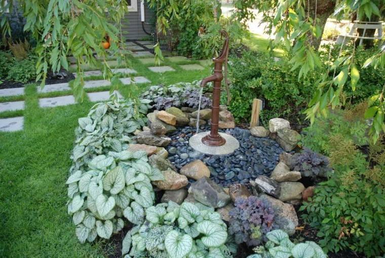 Fuentes De Jardin 100 Modelos De Espectaculos Acuaticos - Fuentes-ornamentales-para-jardin