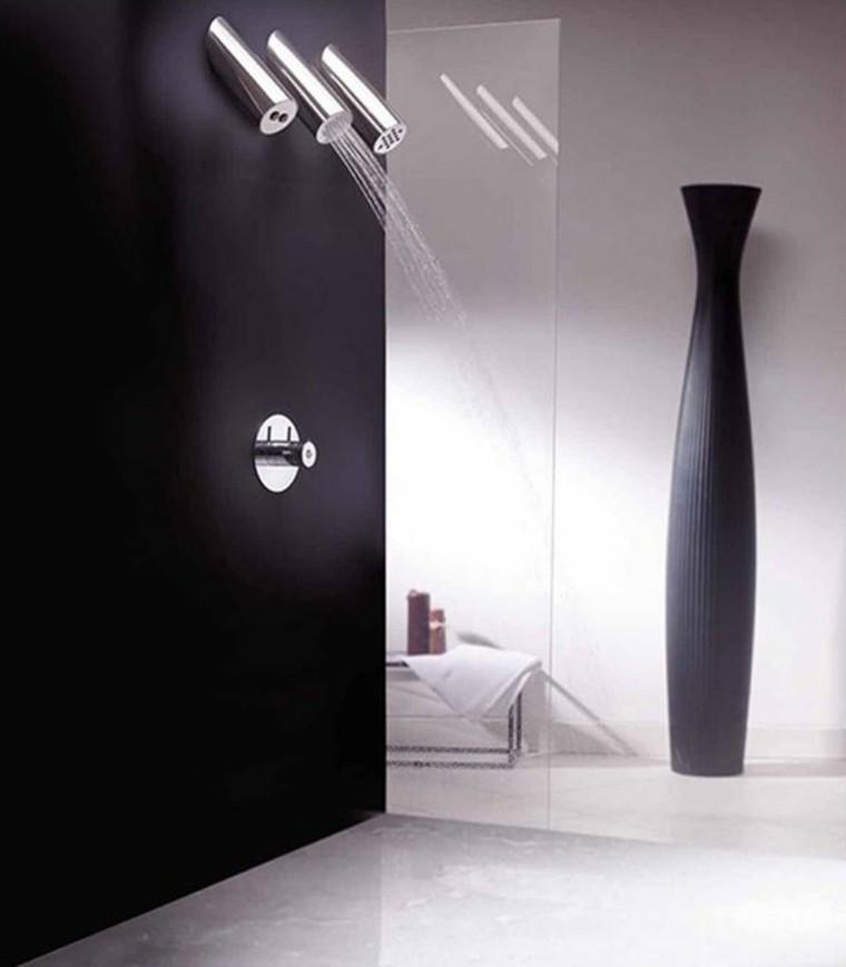 diseño moderno duchas de obra