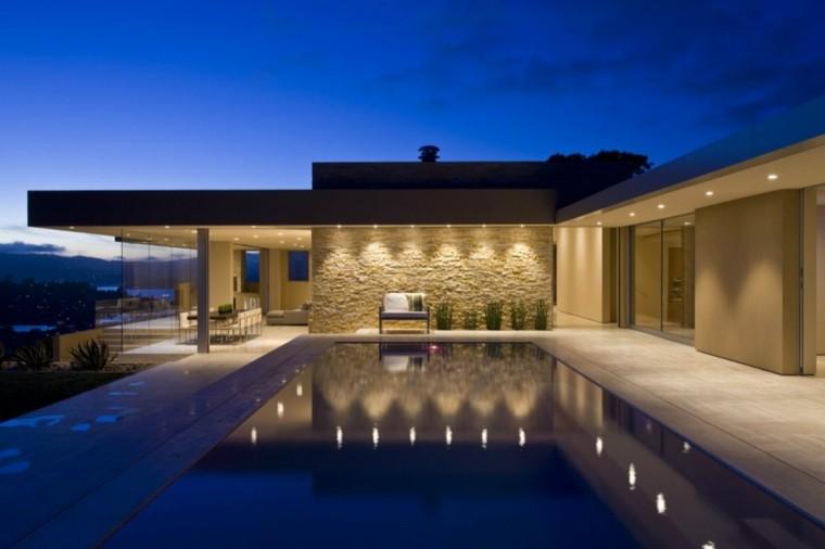 diseño jardin moderno estilo minimalista
