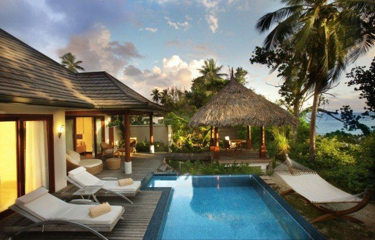 diseño moderno jardines exoticos miradores