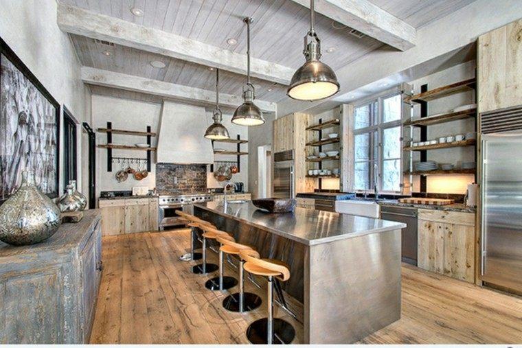 Diseo industrial cocinas modernas y originales