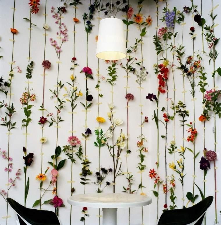 diy flores creativo diseño atractivo