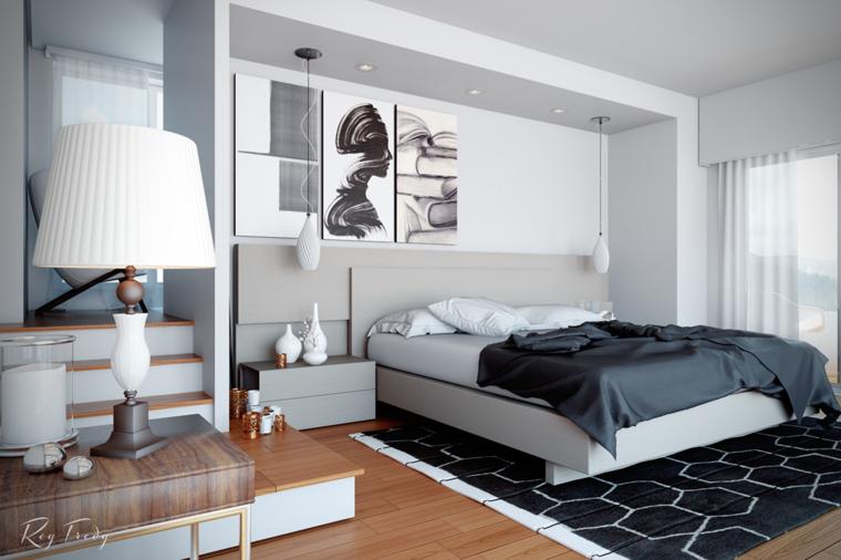 dormitorio sueños diseño roy fredy