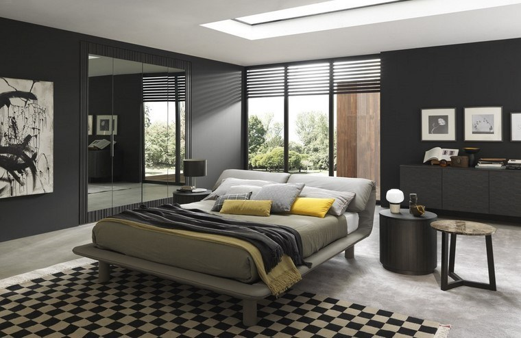 Ideas para decorar dormitorios al estilo minimalista - Color paredes habitacion ...