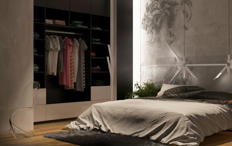 dormitorio diseño yovo armario empotrrado