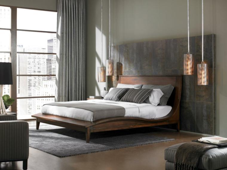 dormitorios decoracion muebles luces lamparas
