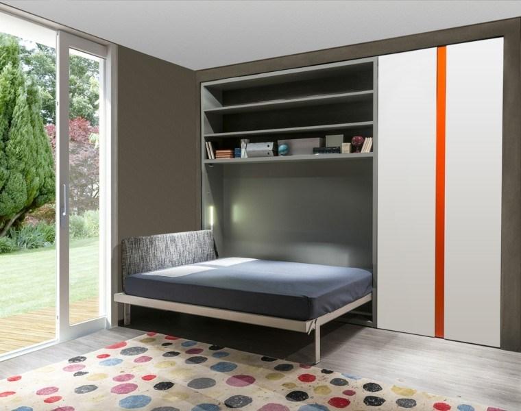 Dormitorios modernos y divertidos para los adolescentes - Mobili a scomparsa ikea ...