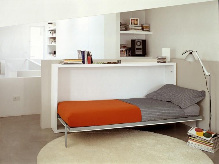 dormitorios modernos estilo simple adolescentes ideas