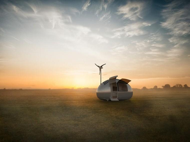 capsula desierto lejos civilizacion ideas