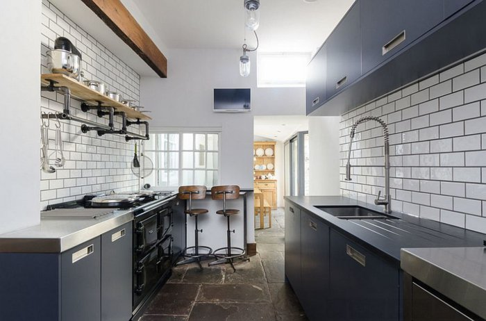 Designs For Galley Kitchens