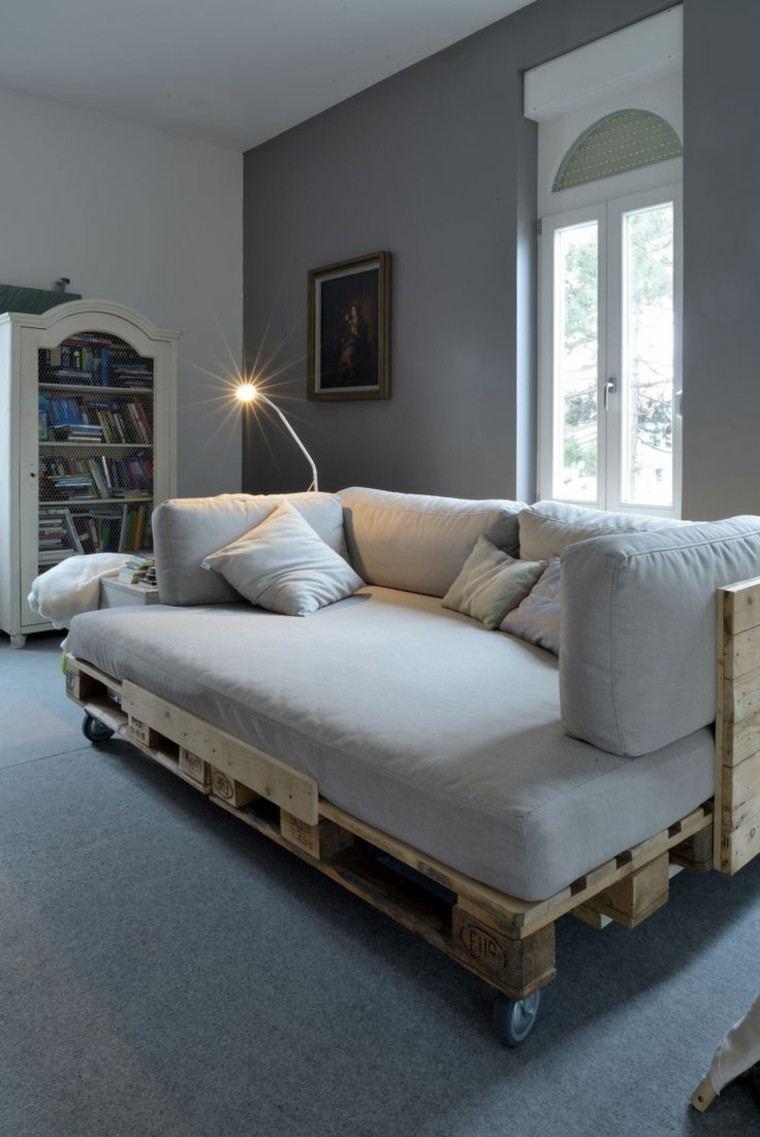 elegante salon acogedor calido librero