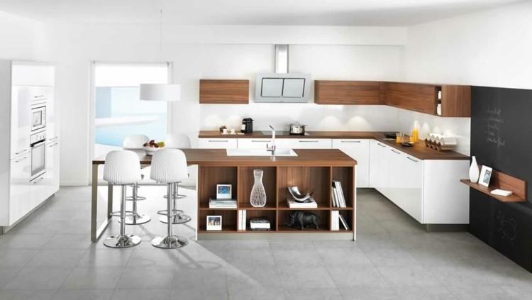 Encimeras dise o madera da un toque natural a tu cocina - Schmidt kitchens ...