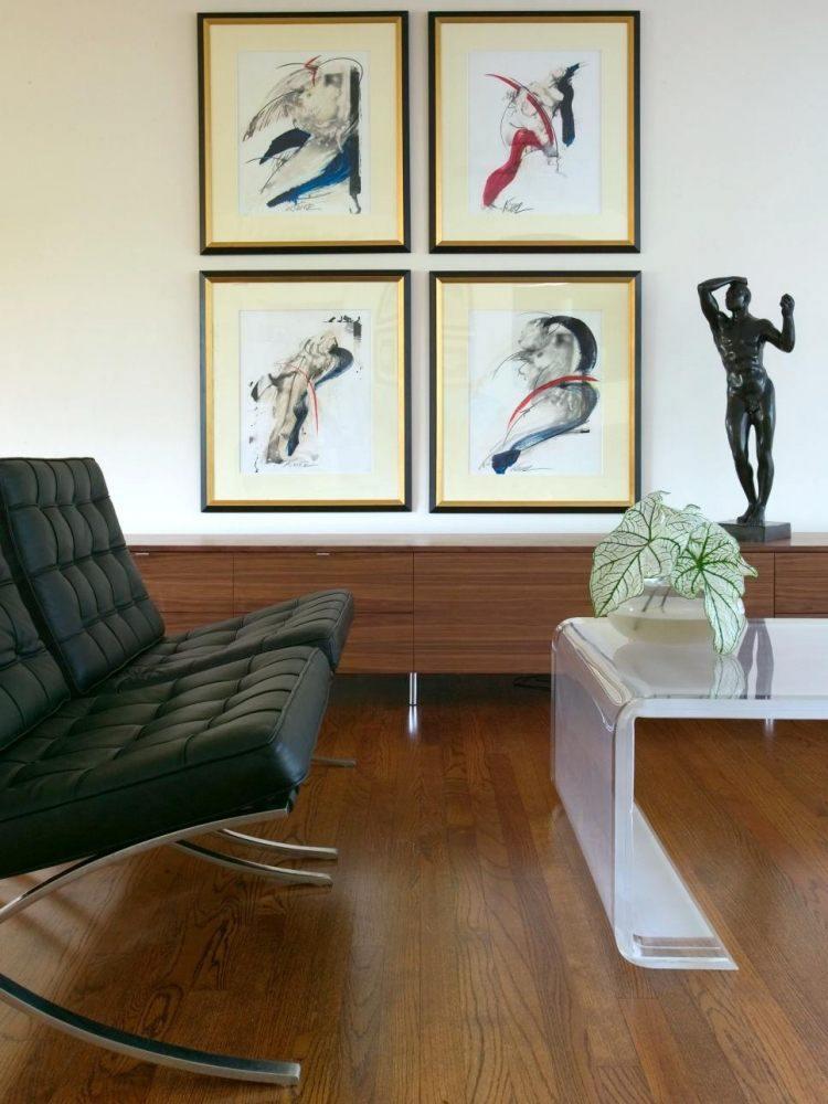 escultura decorativa estilo clasico