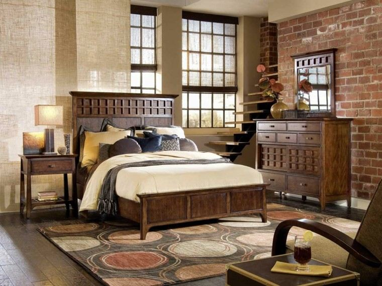 especial textiles rustico muebles ladrillos