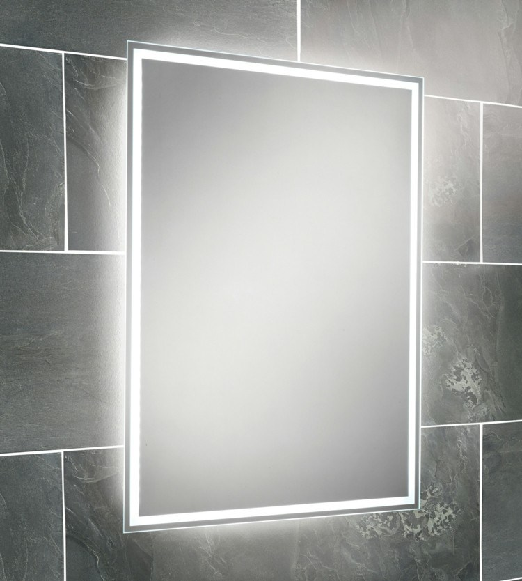 bathroom mirror heated espejos iluminacion y estilo en 50 incre 237 bles propuestas 11038