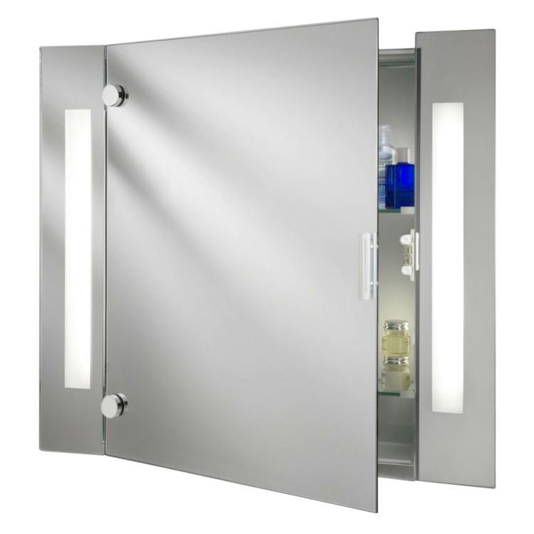 espejos iluminacion puerta botiquin cosmeticos