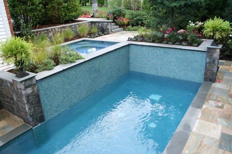 Piscinas jardines e ideas para el relax sin l mites for Piscina estanque