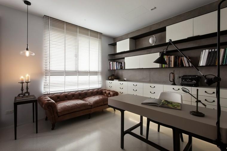 Interiores minimalistas 2 ideas de dise o asiatico for Muebles para oficina estilo minimalista