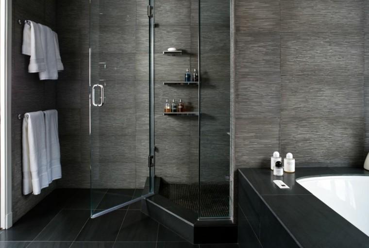estupenda cabina ducha cristal moderna