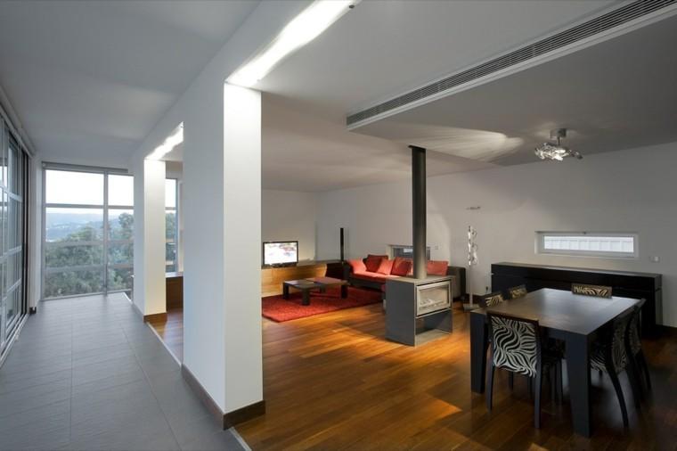 estupendo diseño interiores modernos