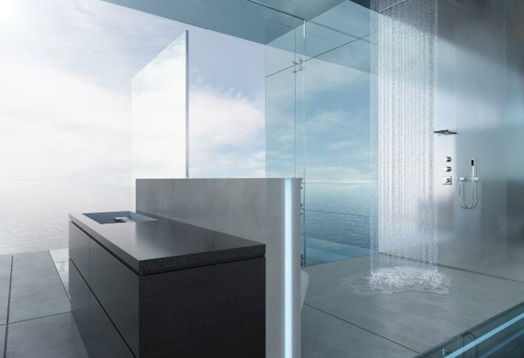 fabulosa ducha diseo moderno